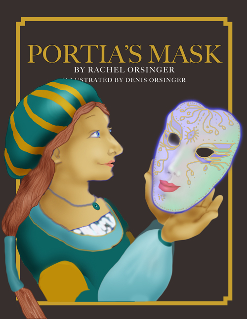Cover art for Portia's Mask